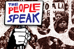 Howard Zinn's The People Speak